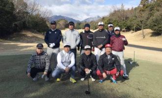 第3回 ゴルフ親睦会